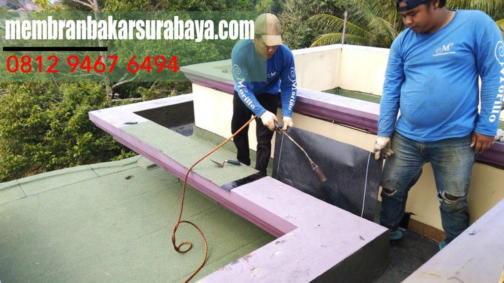 0812 9467 6494 : Telp - JASA PASANG MEMBRAN BAKAR ANTI BOCOR di Kota Sumur Welut,Surabaya