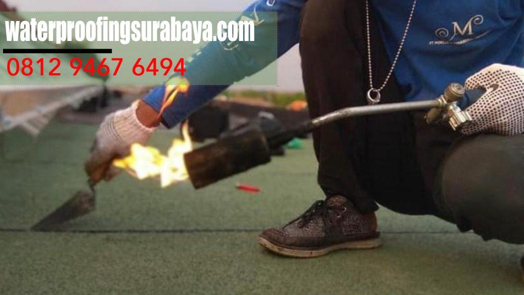 0812 9467 6494 : Hubungi - JASA PASANG MEMBRAN BAKAR ANTI BOCOR di Kota Genteng,Surabaya