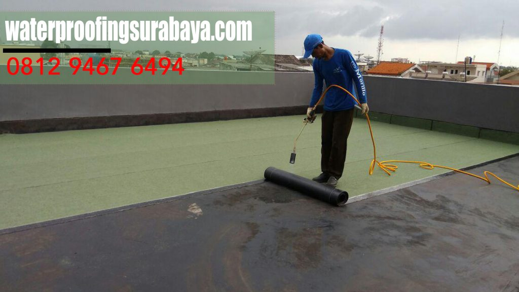 081 294 676 494 : WA - JASA PASANG MEMBRAN WATERPROOFING ANTI BOCOR di Kota Bongkaran,Surabaya